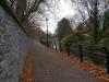 spacer po Dublinie